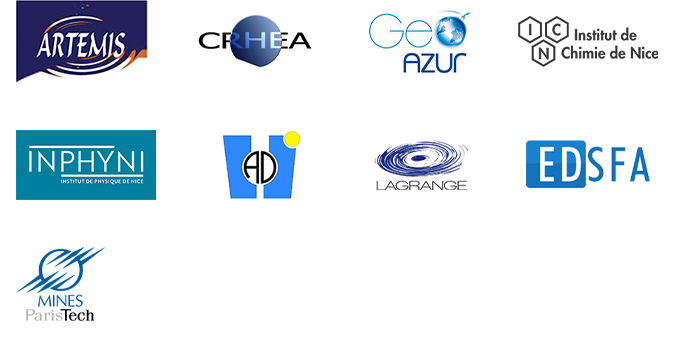 logos comité de pilotage