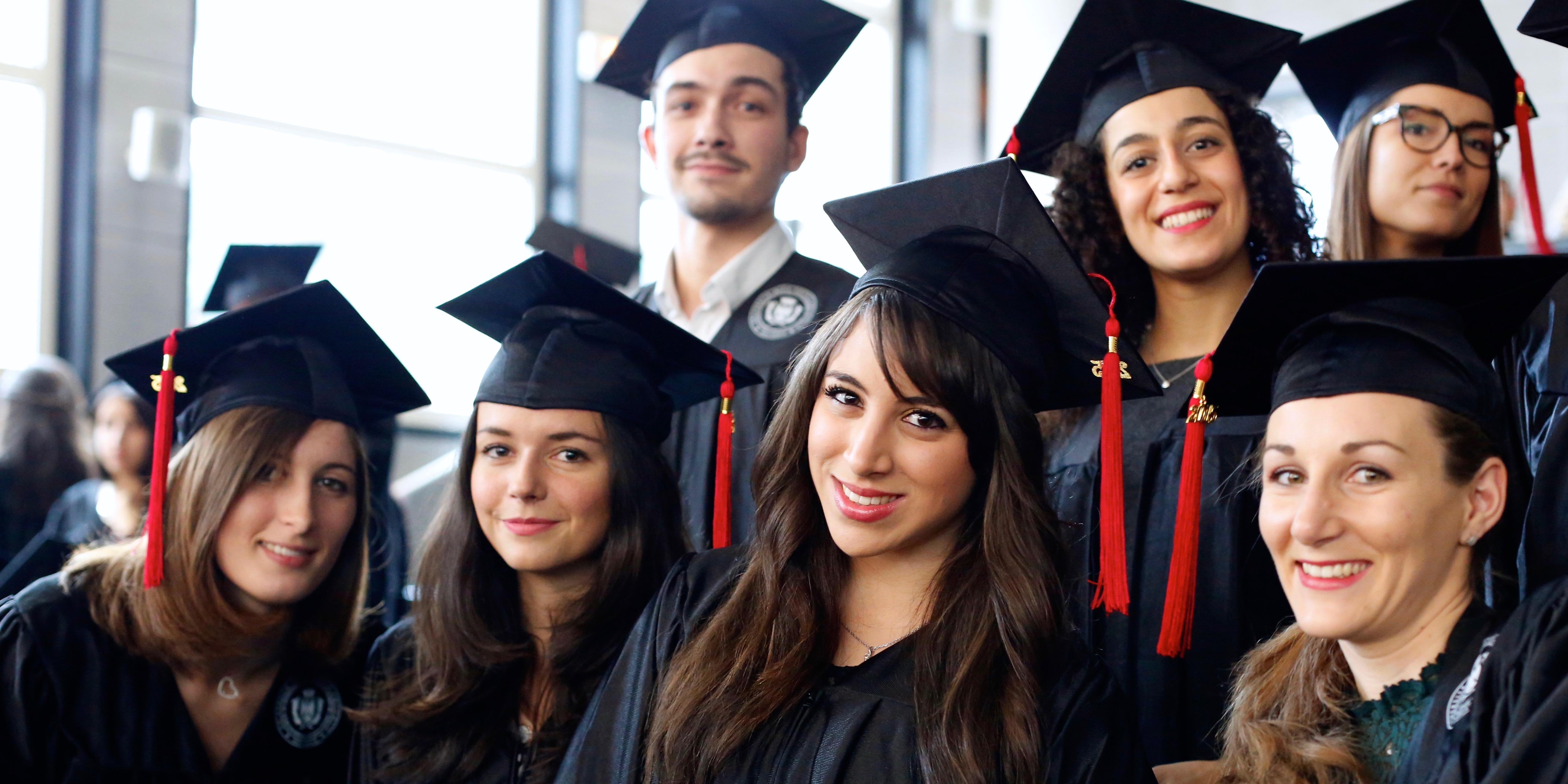 Formation > Scolarité > Récupérer son diplôme